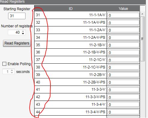 Modbus Value Display Problem - groov - OptoForums