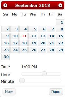Groov date time gadget - groov - OptoForums