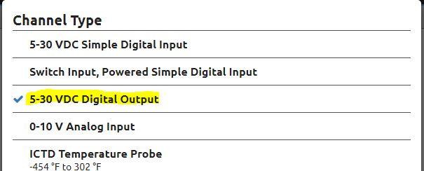 DCoutput
